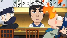 Naruto Spin-Off: Rock Lee & His Ninja Pals 27: My First Five-Star Sushi! / Friendship, Effort, and Victory!