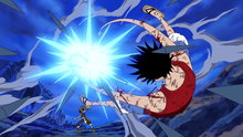 One Piece 236: Luffy vs. Usopp! Collision of Two Men's Pride!