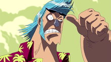 One Piece 237: (Sub) Severe Shock Hits the City of Water! Iceberg Targeted!