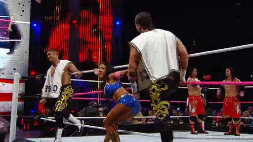 The Usos vs. Primo and Epico