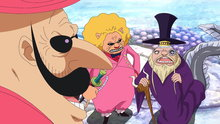 One Piece 571: She Loves Sweets! Big Mam of the Four Emperors!