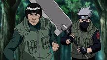 Naruto Shippuden 288: Danger: Jinpachi and Kushimaru!