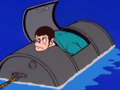 Catch the Phony Lupin! Image