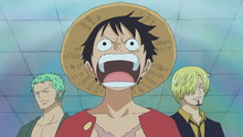 One Piece 572: Many Problems Lie Ahead! a Trap Awaiting in the New World!