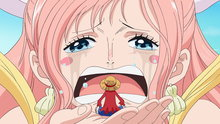 One Piece 573: (Sub) Finally Time to Go! Goodbye, Fish-Man Island!