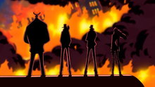 One Piece 246: (Sub) The Straw Hat Pirates Annihilated? The Menace of the Leopard Model!