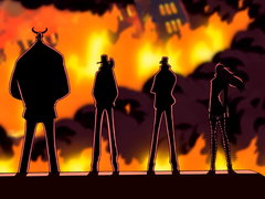 (Sub) The Straw Hat Pirates Annihilated? The Menace of the Leopard Model! Image