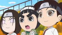 Naruto Spin-Off: Rock Lee & His Ninja Pals 34: Save Ichiraku Ramen! / Vacations Are for Training!