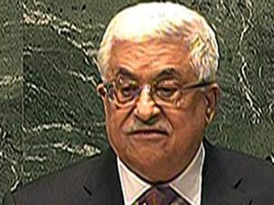 Abbas: 'A Defining Moment' for Palestine
