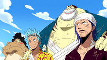 One Piece 248: (Sub) Franky's Past! the Day the Sea Train First Ran!
