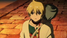 Magi 9: A Prince's Responsibility
