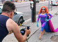 Viral Video Showdown: Create a Superhero