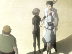 (Sub) Open the Steins Gate  Image