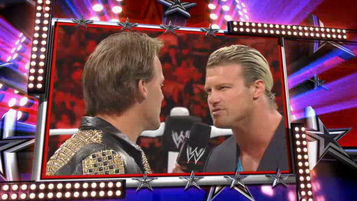 Chris Jericho vs. Dolph Ziggler