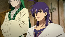 Magi 12: Decisions and Farewells
