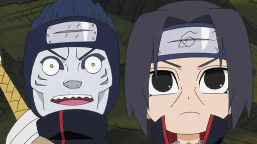 Infiltrate Akatsuki's Hideout! / Cleanup Is a Chance to Wash Away the Past!