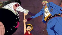 One Piece 256: (Sub) Rescue Our Friends! a Bond Among Foes Sworn With Fists!
