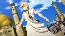 Magi 13: A Prince in Revolt