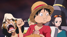 One Piece 579: (Sub) Arriving! a Burning Island – Punk Hazard!