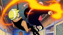 One Piece 259: (Sub) Showdown Between Cooks! Sanji vs. Ramen Kenpo