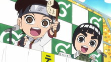 Naruto Spin-Off: Rock Lee & His Ninja Pals 40: A New Year's Escape Clause! / Naruto Under Surveillance!