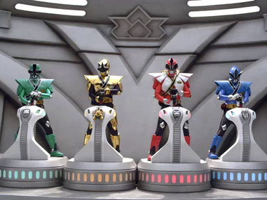 Power Rangers Super Samurai: Super Samurai