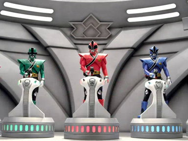 Power Rangers Samurai: The Team Unites