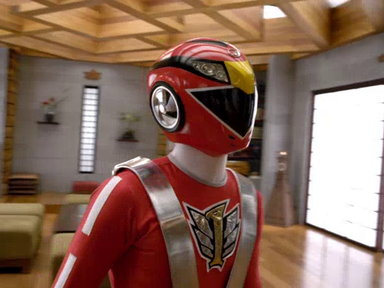 Power Rangers Samurai: Clash of the Red Rangers