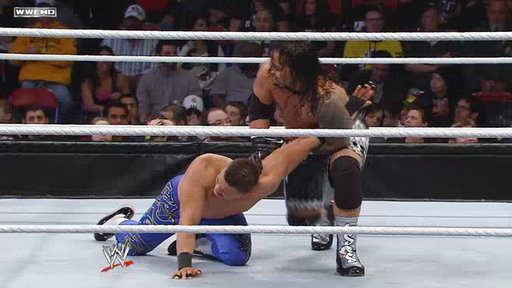 The Usos vs. Epico and Primo