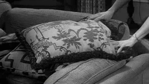John Wilson's Cushion
