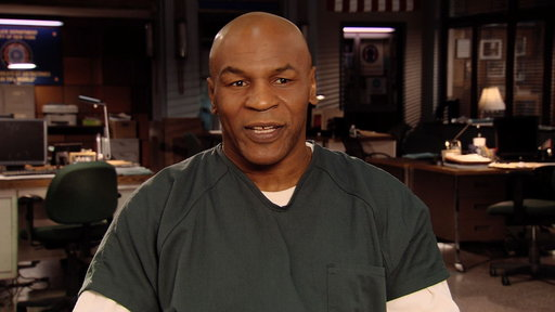 Mike Tyson Talks SVU