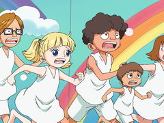 (Sub) Save the Children! the Straw Hats Start to Fight! image