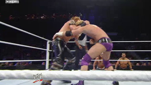Zack Ryder vs. Heath Slater