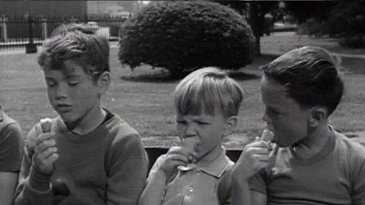 Wilson's Second Childhood