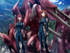 (Sub) Fafner: Heaven and Earth Image
