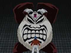 (Sub) Eat or Be Eaten! Toriko vs. Hanya Panda! image