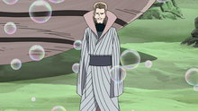 Naruto Shippuden 300: The Mizukage, the Giant Clam, and the Mirage