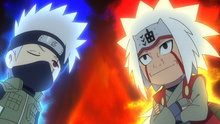 Naruto Spin-Off: Rock Lee & His Ninja Pals 46: The Legendary Sannin, Jiraiya! / Infiltrate the Women's Bath!