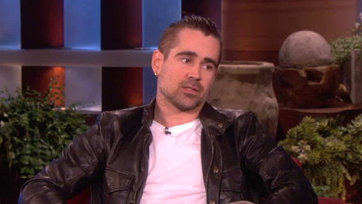 Colin Farrell Raises Money for Angelman Syndrome