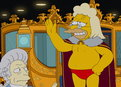 The Simpsons: Gorgeous Grampa