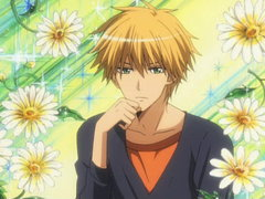 The Secret of Takumi Usui Approaches! image