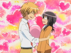 Too-Cruel Ayuzawa and Usui the Idiot! Image
