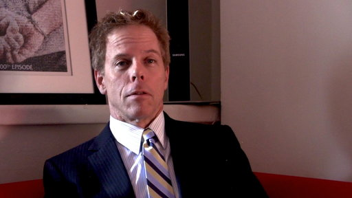 Greg Germann Talks SVU