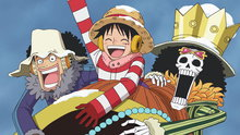One Piece 588: (Sub) Meeting Again After Two Years! Luffy and Law!