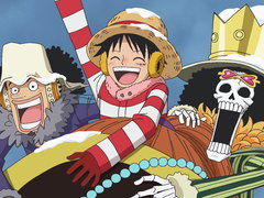 (Sub) Meeting Again After Two Years! Luffy and Law! Image