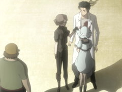 (Dub) Open the Steins Gate image