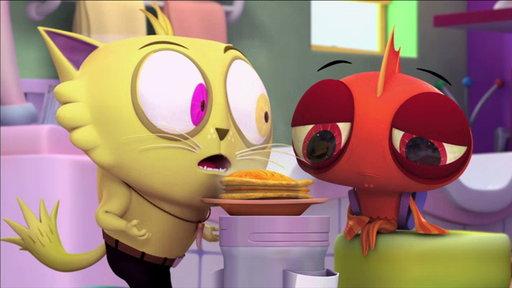 Fish N Chips Cartoon Characters : Fish n chips at t u verse