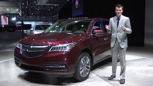 2014 Acura MDX: 2013 New York Auto Show