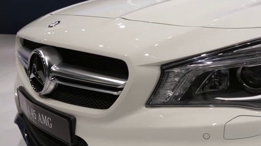 2014 Mercedes-Benz CLA45 AMG Discussion: 2013 New York Auto Show