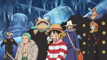 One Piece 589: (Sub) The Worst in the World! a Scientist of Terror: Caesar!